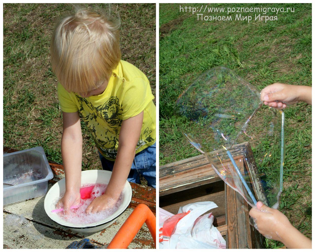 Как сделать мыльные пузыри в домашних условиях: 7 рецептов 55